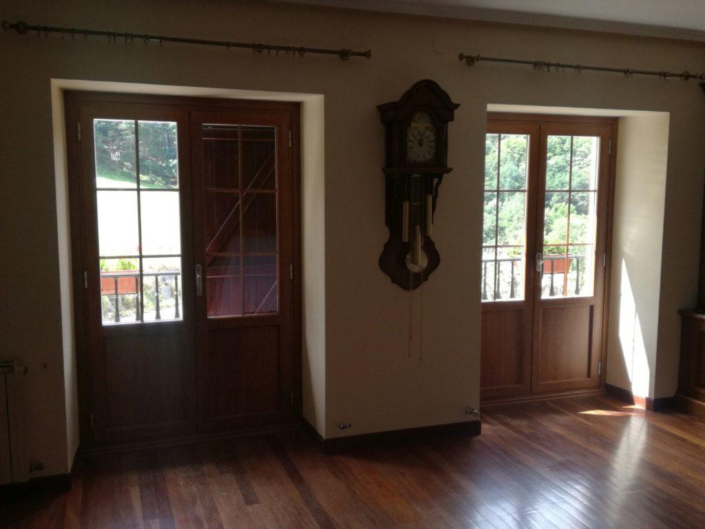 Puertas de pvc exterior con cristal stunning puertas de for Puertas cristal exterior precios